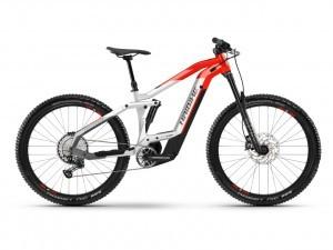 Haibike FullSeven 9 625Wh Gr. XL cool grey/red BCXP