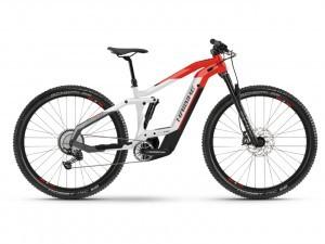 Haibike FullNine 9 625Wh 12-G Gr. L coolgrey/red Bosch CX
